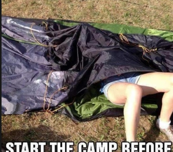 Camping Advice (for newbies)